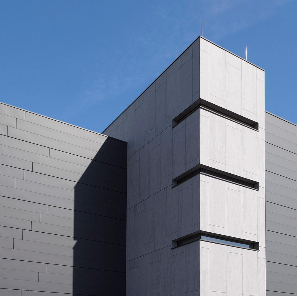 Großtafelfassade von Markl Dach GmbH